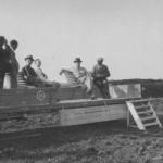 AS EestiTurbatööstuse esindajad Tootsi raba külastamas 1938.a.