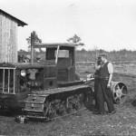 Nati traktorid olid ühed esimesed, mis osteti 1939-1940.