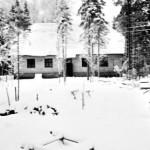 Tootsi tööliste saun pesuköök, valmis 1940.a.