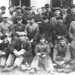 Tootsi raba töömehed 1946.a.võte.