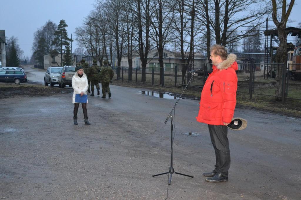 Külas europarlamendi saadik Ivari Padar 23.02.2014