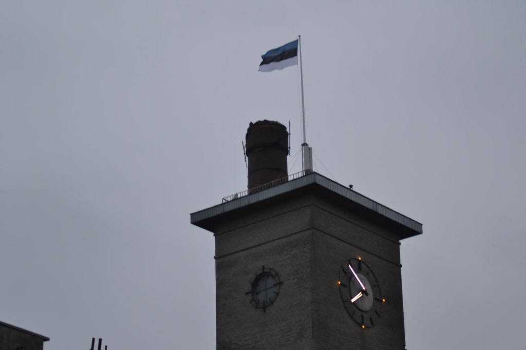 Lipp kellatornis 23.02.2014